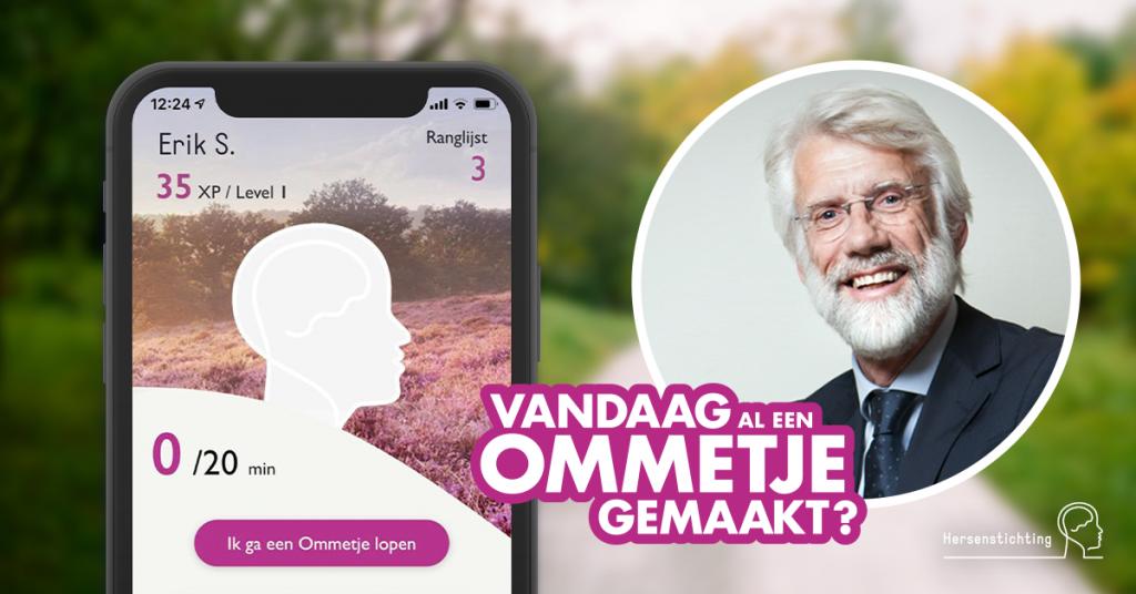 Ommetje-app