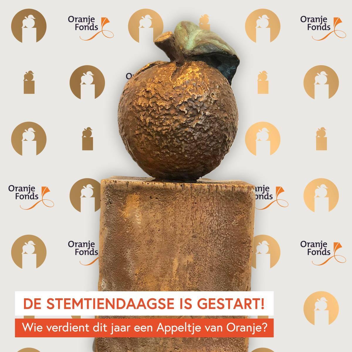 Stemtiendaagse Appeltjes van Oranje