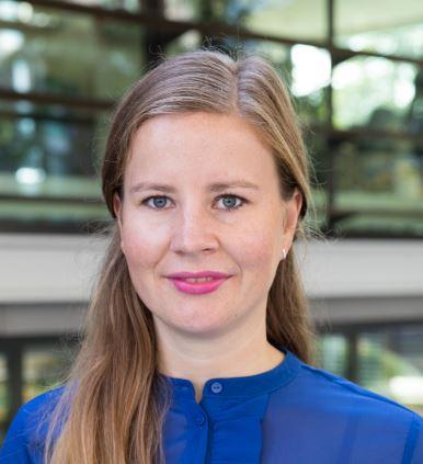 Annebel Schipper van KWF