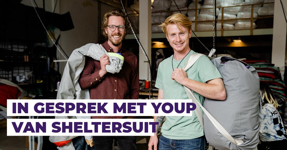 In gesprek met Youp van Sheltersuit