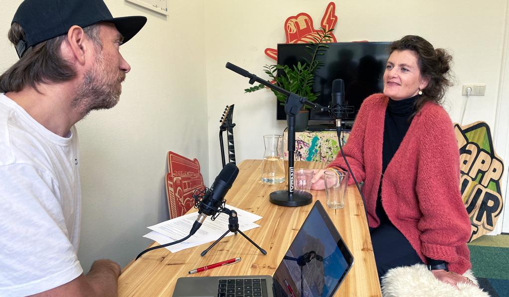 Better Together Podcast Micha van Hoorn Pauline Lemberger Wereldouders