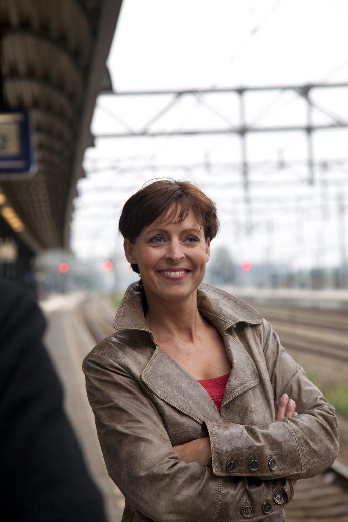Frederique Kram van Stichting ALS