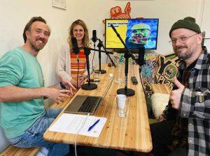 Better Together Podcast Dutch Weed Burger Micha van Hoorn