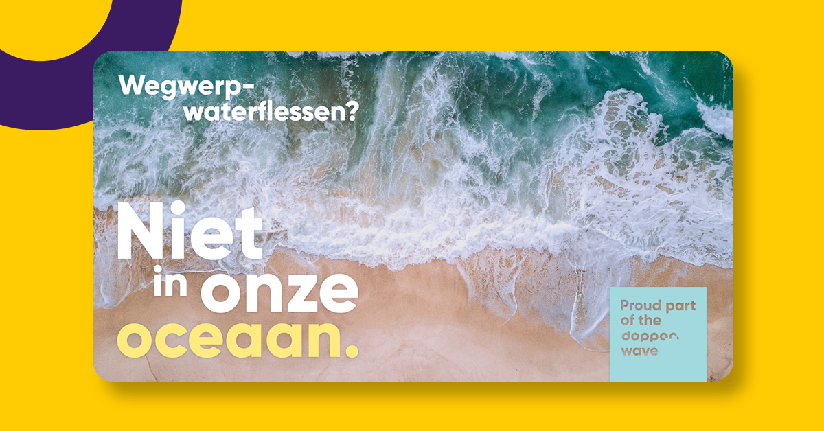 Better Together Agency is partner van de Dopper Wave
